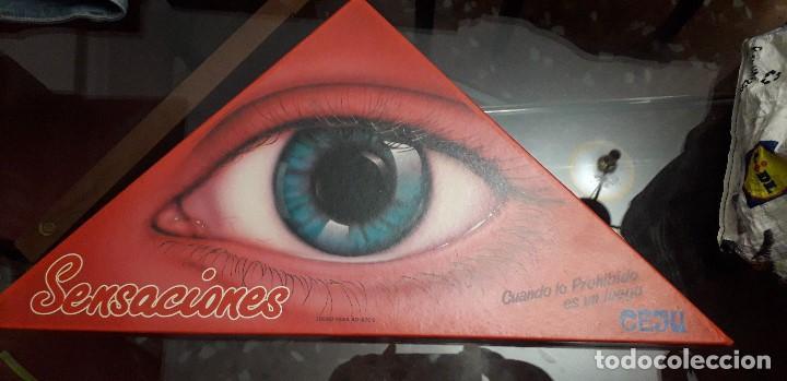 05-00076 -JUEGO DE MESA SENCACIONES (Juguetes - Juegos - Juegos de Mesa)