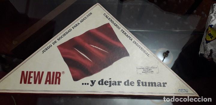 05-00082 -JUEGO DE MESA NEW AIR DEJAR DE FUMAR (Juguetes - Juegos - Juegos de Mesa)