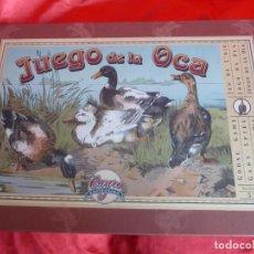 Juegos de mesa: JUEGO DE LA OCA DE CAYRO COLLECTION REPRODUCCIÓN LIMITADA AÑOS 20 IDEAL PARA COLECCIONISTAS. Lote 205608918