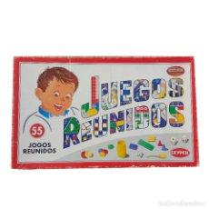 Juegos de mesa: JUEGOS REUNIDOS GEYPER 55 - CASI COMPLETO!!. Lote 205699422