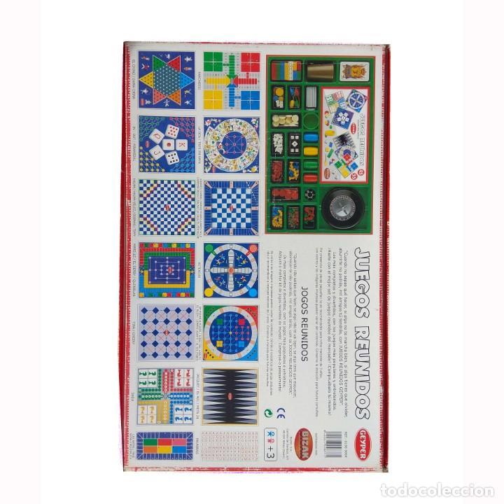 Juegos de mesa: Juegos Reunidos Geyper 55 - Casi completo!! - Foto 3 - 205699422