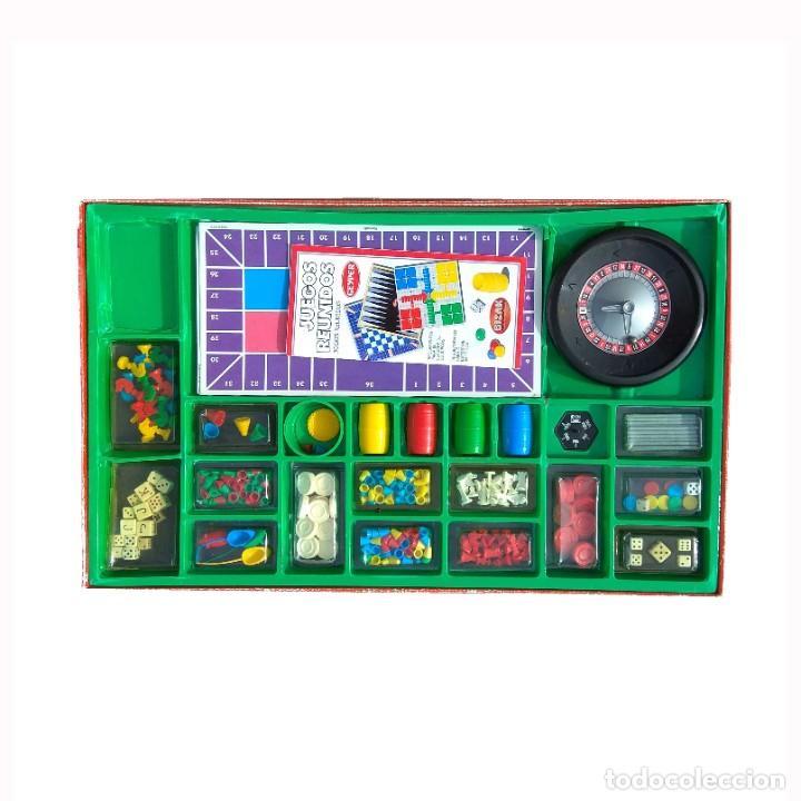Juegos de mesa: Juegos Reunidos Geyper 55 - Casi completo!! - Foto 4 - 205699422