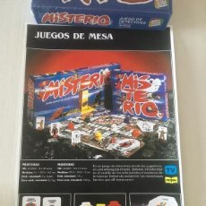 Juegos de mesa: CEFA - EL CLUB DE LA AVENTURA (1986) - MISTERIO - LÁMINA EN CARTULINA A3 - ¡¡¡ÚLTIMA LÁMINA!!!. Lote 205868598