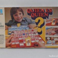 Juegos de mesa: JUEGO DE MESA, QUIEN ES QUIEN MB JUEGOS, PRIMERA SERIE, COMPLETO 1984. Lote 206173307