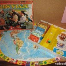 Juegos de mesa: JUEGO DE MESA BUEN VIAJE DE EDUCA,AÑO 1980. Lote 206292075