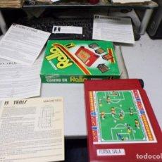 Juegos de mesa: JUEGOS MAGNETICOS CUATRO EN ROLLO FUTBOL TENIS BALONCESTO COME-COME, NUEVO DE TIENDA. Lote 206309046