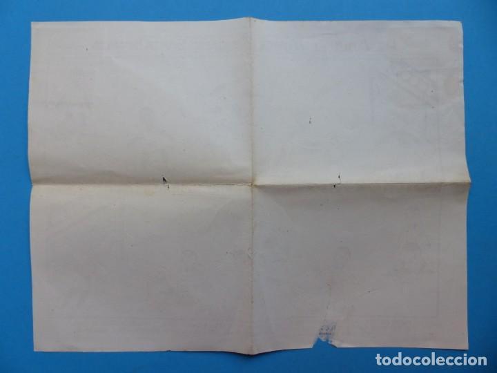 Juegos de mesa: BONITO JUEGO FUTBOL MISIONAL SANTA INFANCIA, CHINITOS CONTRA NEGRITOS, AÑOS 1970-80 - Foto 7 - 206359928