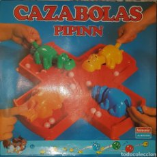 Juegos de mesa: CAZABOLAS PIPINN DE FALOMIR JUEGOS. Lote 206550100