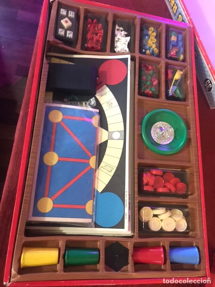 Juegos de mesa: JUEGOS REUNIDOS - GEYPER - Nº 35 - COMPLETO EN PERFECTO ESTADO - Foto 2 - 206582551