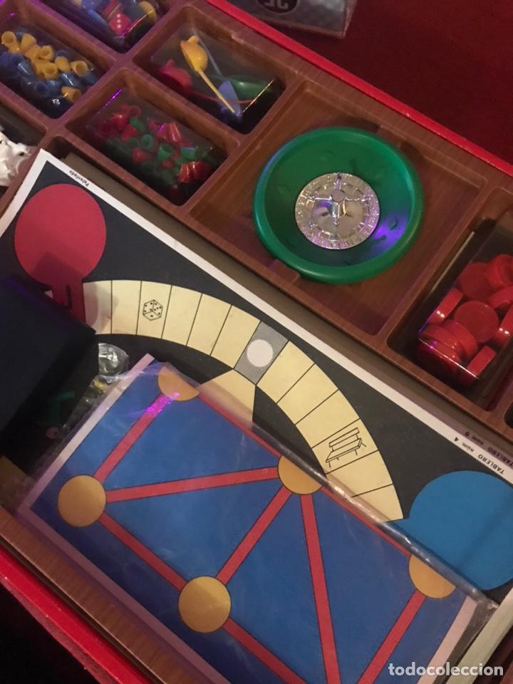 Juegos de mesa: JUEGOS REUNIDOS - GEYPER - Nº 35 - COMPLETO EN PERFECTO ESTADO - Foto 3 - 206582551