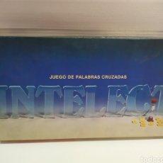 Juegos de mesa: INTELECT -JUEGO DE PALABRAS CRUZADAS DE CEFA - BUEN ESTADO VER FOTOS-. Lote 206585235