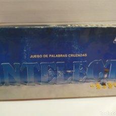 Juegos de mesa: INTELECT -JUEGO DE PALABRAS CRUZADAS DE CEFA. Lote 206589145