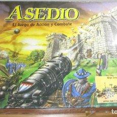 Juegos de mesa: JUEGO DE MESA ASEDIO DE MB, AÑO 1993. Lote 206832217