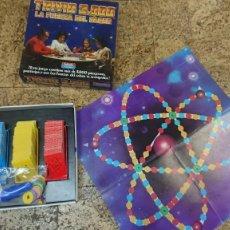 Juegos de mesa: JUEGO DE MESA TRIVIO 3000 LA FUERZA DEL SABER FALOMIR JUEGOS. Lote 206959887