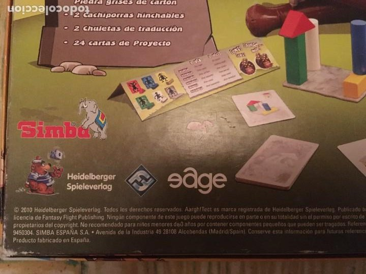 Juegos de mesa: TROGLODITARG TROGODITA JUEGO DE MESA KREATEN WALTER OBER SAGE BIMBA EDGE - Foto 4 - 207036990