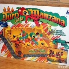 Juegos de mesa: DURO Y A LA MANZANA - CEFA - JUEGO DE MESA - NUEVO Y PRECINTADO. Lote 207052122