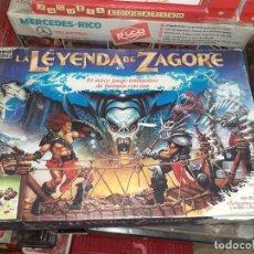 Juegos de mesa: JUEGO DE ROL LA LEYENDA DE ZAGORE.PARKER 1993.. Lote 207132897