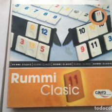 Juegos de mesa: RUMMI CLASIC RUMI RUMMIKUB RUMIKUB CLASSIC JUEGO MESA CAYRO KREATEN. Lote 207135583