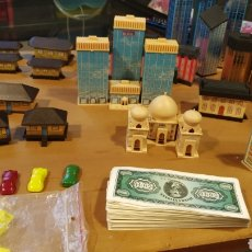 Juegos de mesa: PIEZAS JUEGO MESA HOTEL DE MB. Lote 207144448