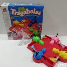 Juegos de mesa: JUEGO TRAGABOLAS MB ESPAÑA 1985 ALMACÉN. Lote 207452143