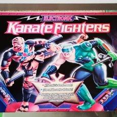 Juegos de mesa: KARATE FIGHTERS DE MB A ESTRENAR. Lote 207780593