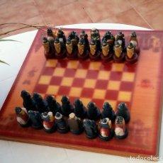 Juegos de mesa: AJEDREZ MEDIEVAL ALFONSO X. Lote 207892792