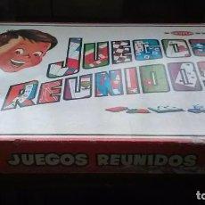 Juegos de mesa: JUEGOS REUNIDOS. Lote 208804851