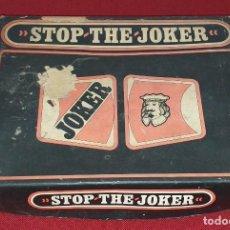 Juegos de mesa: ANTIGUO JUEGO STOP THE JOKER. Lote 208856995