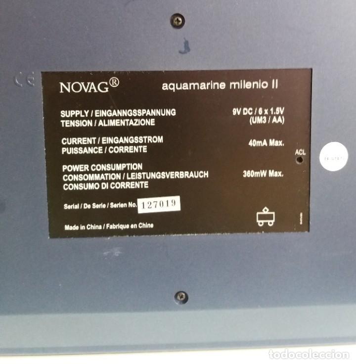 Juegos de mesa: Ajedrez CHESS electrónico Novag Aquamarine Milenio II - Foto 5 - 208991566