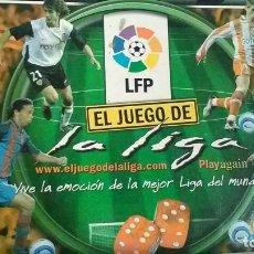 Juegos de mesa: EL JUEGO DE LA LIGA, FÚTBOL LFP. Lote 209325268