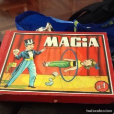 Juegos de mesa: MAGIA BORRAS DE LOS 50 SEGÚN FOTOS. Lote 209632820