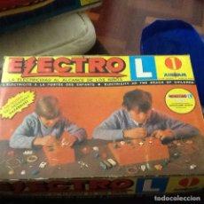 Juegos de mesa: AIRGAM ELECTRO L N1 SEGÚN FOTOS. Lote 209632867