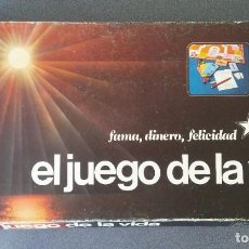 Jogos de mesa: EL JUEGO DE LA VIDA BORRAS. Lote 209648952