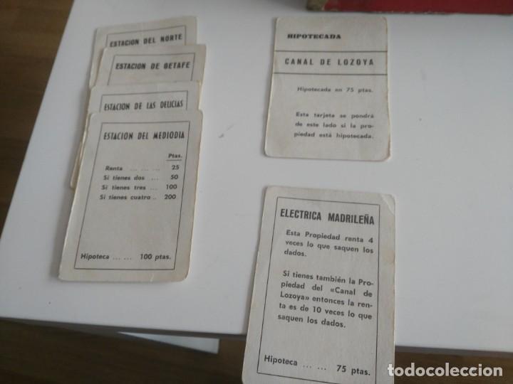 Juegos de mesa: LA PAZ - JUEGO INSTRUCTIVO - AÑOS 60 - SIMILAR MONOPOLY - Foto 4 - 209687798