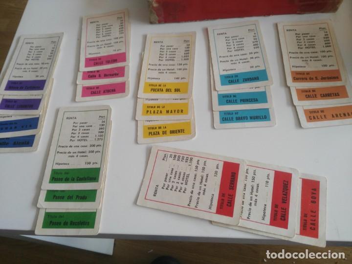 Juegos de mesa: LA PAZ - JUEGO INSTRUCTIVO - AÑOS 60 - SIMILAR MONOPOLY - Foto 5 - 209687798