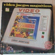 Juegos de mesa: VIDEO JUEGOS MAGNETICOS CHICOS 15 JUEGOS. Lote 209766417