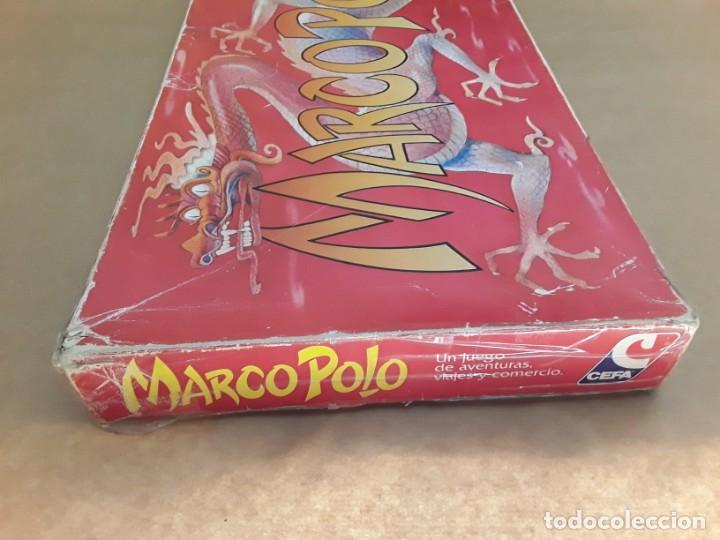 Juegos de mesa: Juego de mesa antiguo cefa Marco polo raro - Foto 3 - 209932800