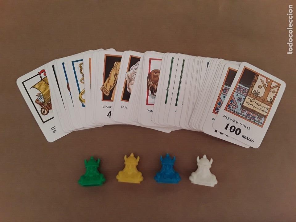 Juegos de mesa: Juego de mesa antiguo cefa Marco polo raro - Foto 9 - 209932800