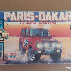 Juegos de mesa: JUEGO DE MESA FALOMIR PARIS DAKAR. Lote 209933980