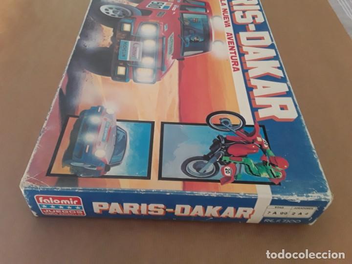 Juegos de mesa: Juego de mesa falomir paris dakar - Foto 2 - 209933980
