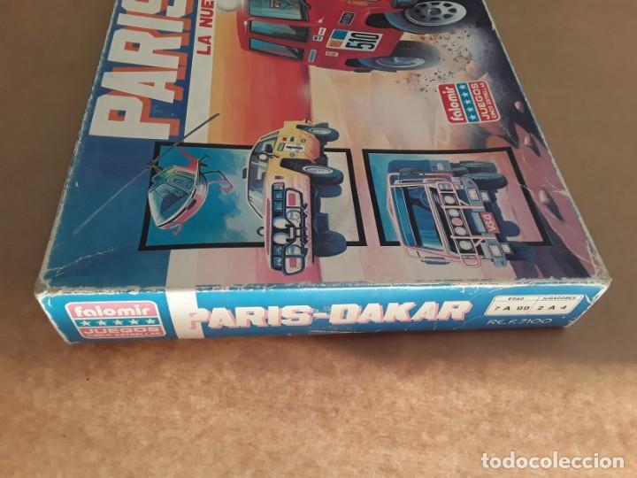 Juegos de mesa: Juego de mesa falomir paris dakar - Foto 3 - 209933980