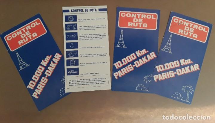 Juegos de mesa: Juego de mesa falomir paris dakar - Foto 6 - 209933980