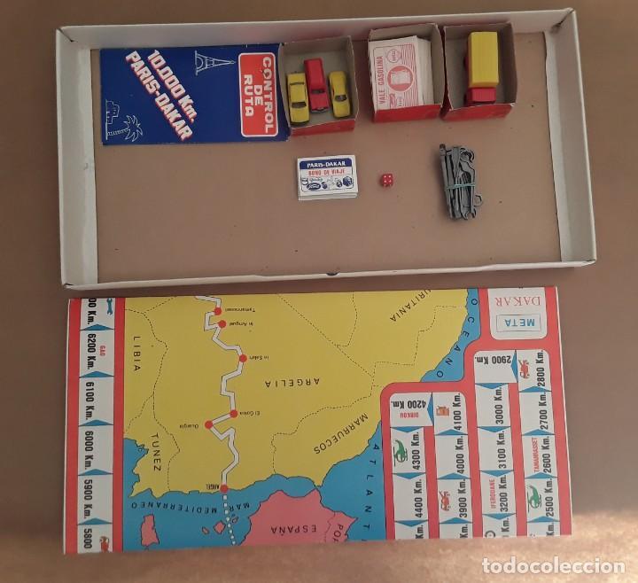 Juegos de mesa: Juego de mesa falomir paris dakar - Foto 8 - 209933980
