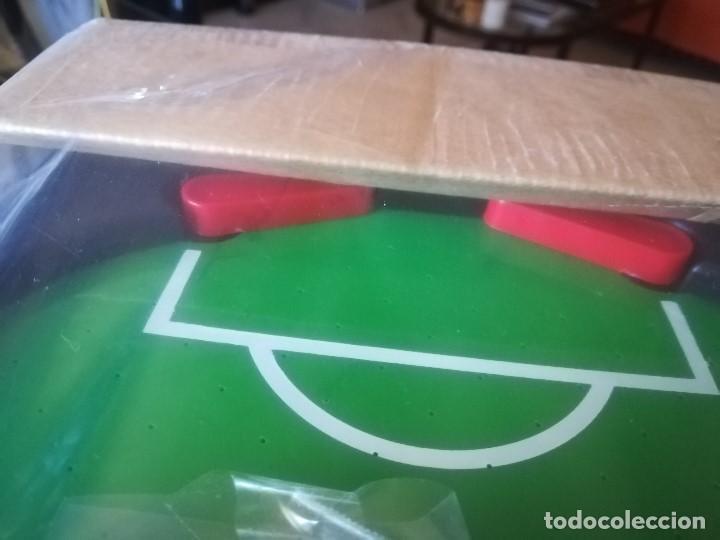 Juegos de mesa: JUEGO AIR FOOTBALL. NUEVO. EDITADO PARA MARCA. PRECINTADO - Foto 6 - 210184820
