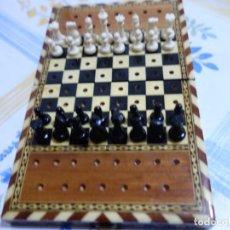 Juegos de mesa: JUEGO DE AJEDREZ.. Lote 210237076