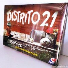 Juegos de mesa: DISTRITO 21, CEFA, AÑOS 80, PRECINTADO. Lote 210325386