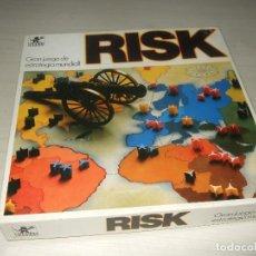 Juegos de mesa: JUEGO DE MESA RISK DE BORRAS AÑOS 80 - COMPLETO COMO NUEVO. Lote 210353026