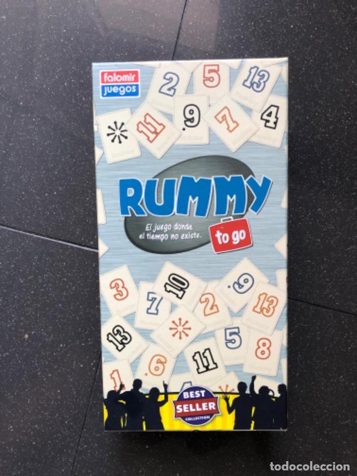 JUEGO DE MESA RUMMY (Juguetes - Juegos - Juegos de Mesa)