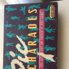Juegos de mesa: PIC CHARADES SPEARS GAMES THE ACT OF OUT OPR SKETCH IT OUT GAME JUEGO MESA KREATEN 1995. Lote 210576132