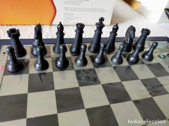 Juegos de mesa: AJEDREZ ELECTRONICO: NOVAG CHESS COMPUTER - ATENAS (EDICIÓN LIMITADA, NUMERADA) - NOVAG - Foto 4 - 210644848